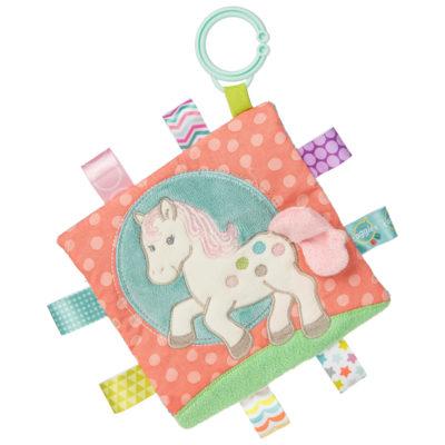 40231 Taggies Crinkle Me Painted Pony