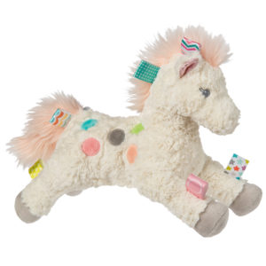 40235 Taggies Painted Pony Soft Toy