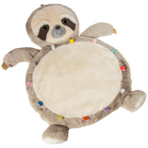 40248 Taggies Molasses Sloth Baby Mat