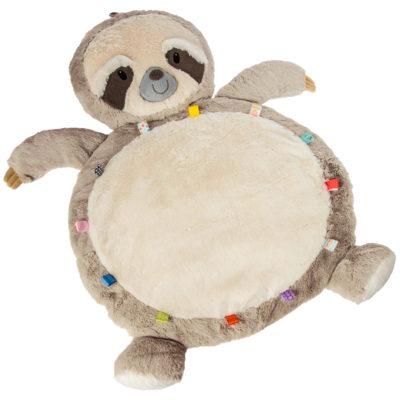 40248 Taggies Molasses Sloth Baby Mat