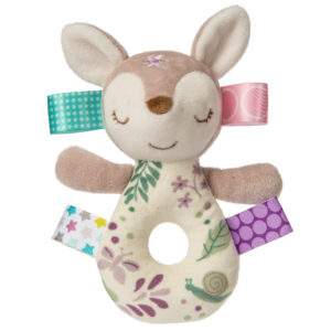 40250 Taggies Flora Fawn Rattle