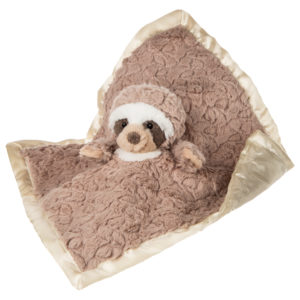 42735 Putty Nursery Sloth Character Blanket