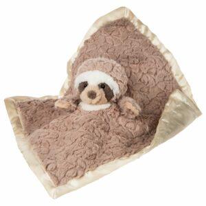 42735 Putty Nursery Sloth Character Blanket