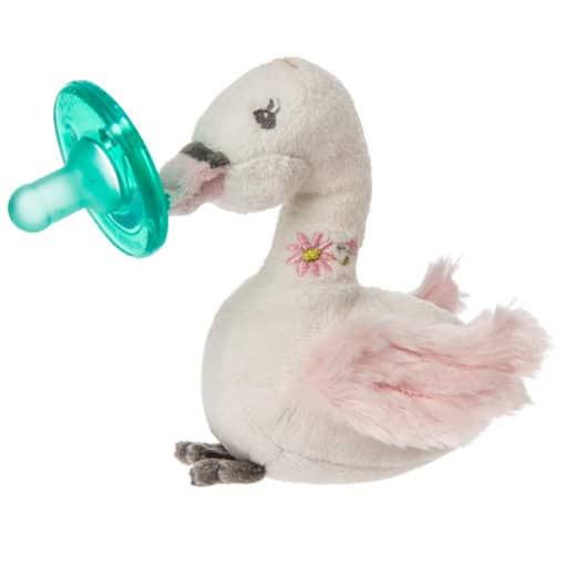 43112 Itsy Glitzy Swan Wubbanub