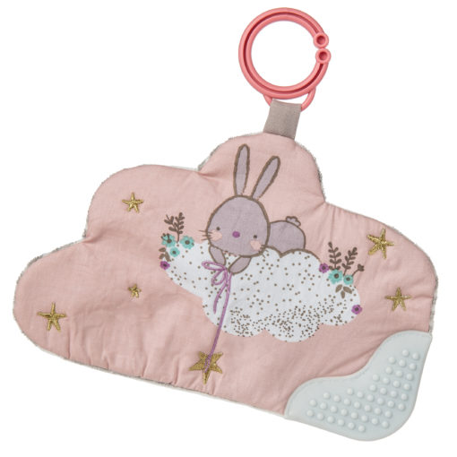 67682 Putty Bunny Crinkle Teether