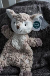 42744 Putty Nursery Fawn Lovey