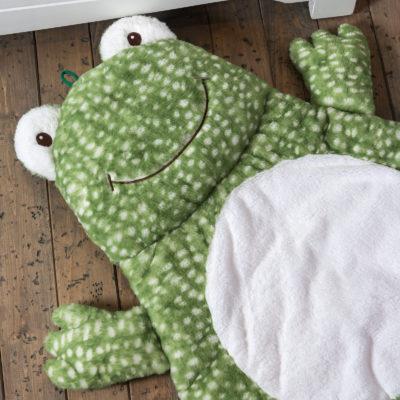 43088 Fizzy Frog Baby Mat