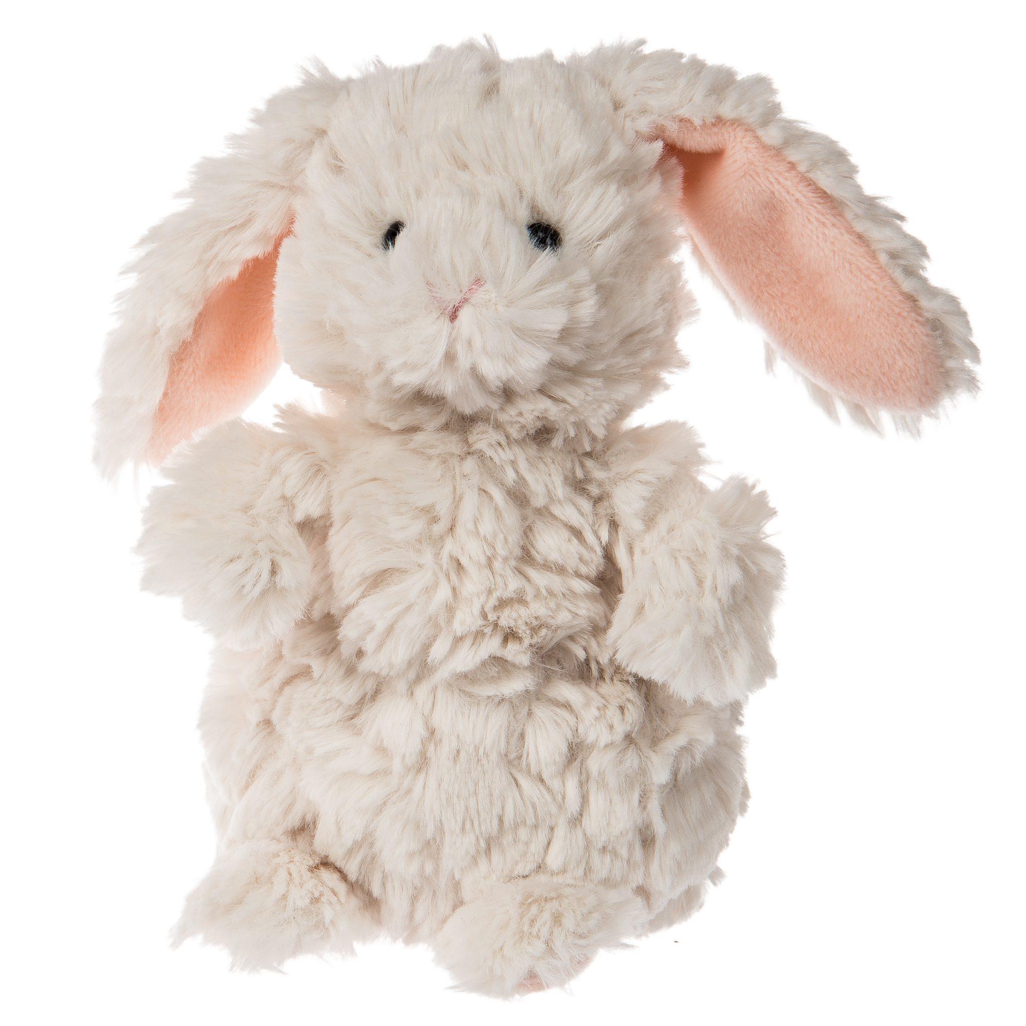 Mary Meyer Oatmeal Bunny Rattle 41700