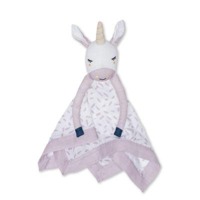LJ909 Lulujo Unicorn Lovie