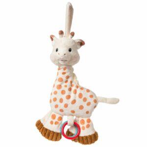 mary meyer sophie la girafe doudou d'activité