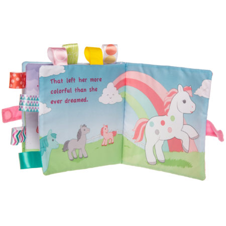 mary meyer taggies painted pony soft book