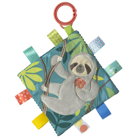 mary meyer taggies molasses sloth crinkle square