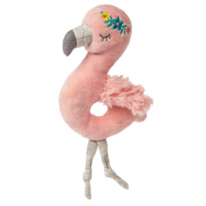 mary meyer tingo flamingo rattle