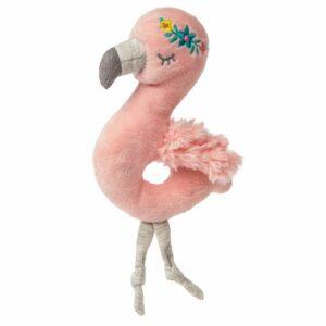 mary meyer tingo flamingo rattle