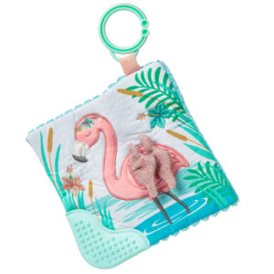 mary meyer tingo flamingo crinkle square