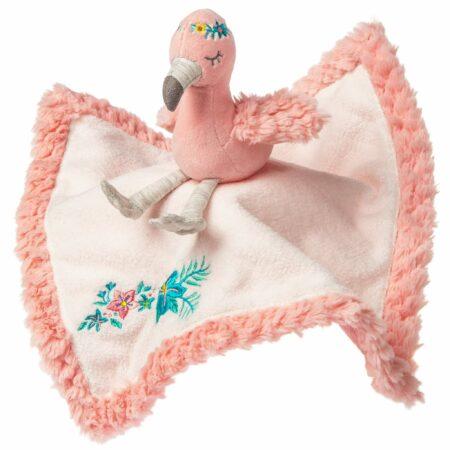 mary meyer tingo flamingo character blanket