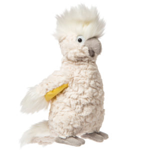 mary meyer cream putty cockatoo