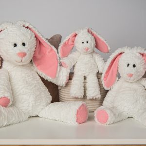 67802 67812 67822 Marshmallow Magnolia Bunny