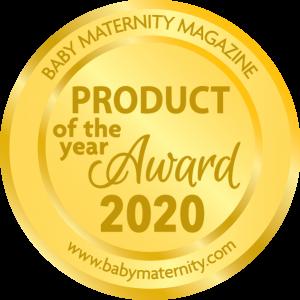 Baby Einstein Zen Peekaboo Blanket, a 2020 PRODUCT OF THE YEAR AWARD Baby Blanket category