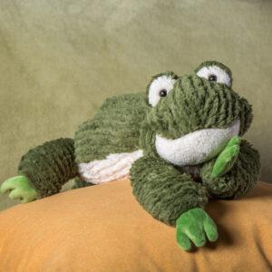 27120 Cozy Toes Frog