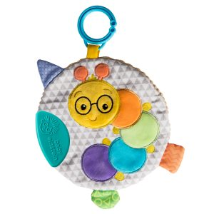 28002 Baby Einstein Cal Squeezer Teether