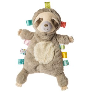 40245 Taggies Molasses Sloth Lovey