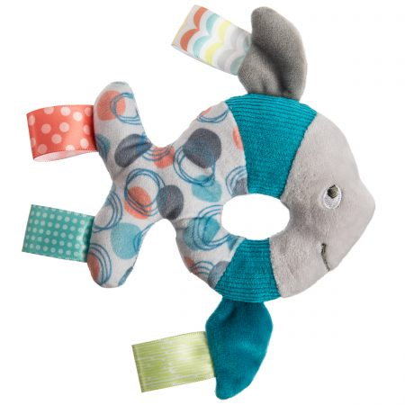 40280 Taggies Sleepy Seas Rattle