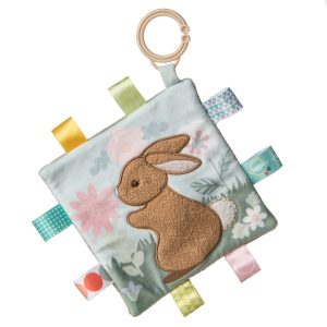 40291 Taggies Harmony Bunny Crinkle Teether