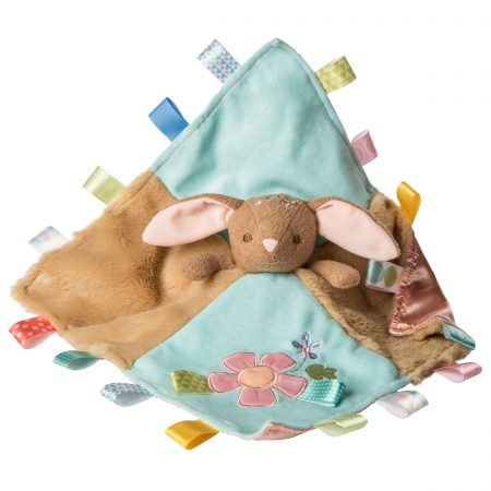 40293 Taggies Harmony Bunny Character Blanket