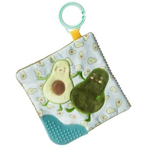 44141 Yummy Avocado Crinkle Teether