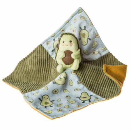 44145 Yummy Avocado Character Blanket