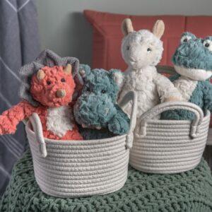 Putty Nursery Dino, Hippo, Llama, Frog