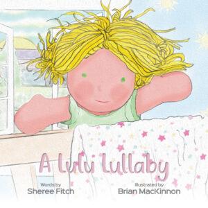LJ820 Lulujo A Lulu Lullaby Book