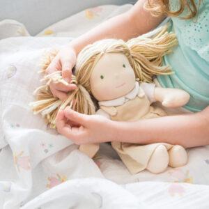 LJ850 Lulujo My Friend Lulu Doll
