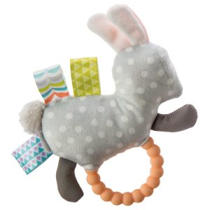 41521 Taggies Original Shake & Teethe Bunny