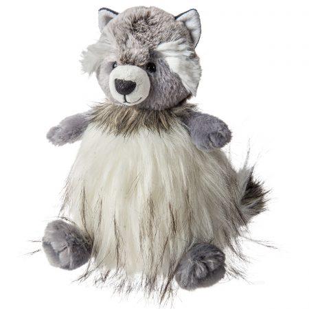 59105 FabFuzz Alabaster Raccoon