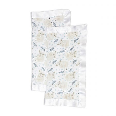 LJ082 Lulujo Koala Cotton Security Blankets