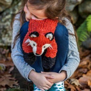 Cozy Toes Fox