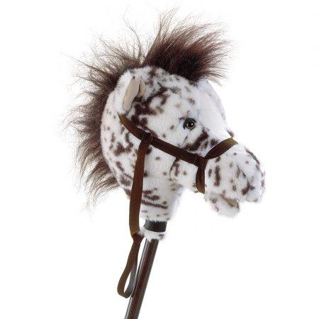 15670 Easy Ride 'Um Appaloosa 2-Piece Stick Horse