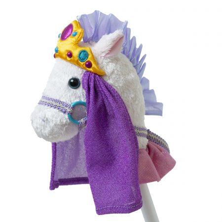 15760 Fancy Prancer Princess Pony 2-Piece Stick Horse