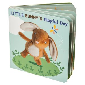 26101 Leika Little Bunny Board Book