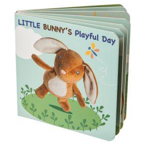 26101 Leika Little Bunny Board Book