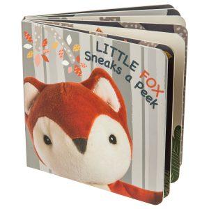 26111 Leika Little Fox Board Book
