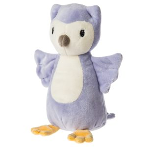 26124 Leika Little Owl Soft Toy