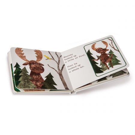 """27401 """"How to Hide a Moose"""" Board Book"""