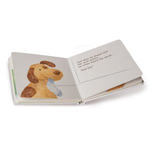 "27402 ""Puppy's Toy Tale"" Board Book"