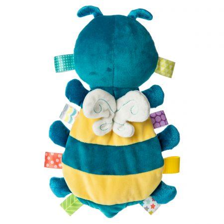 41532 Taggies Fuzzy Buzzy Bee Lovey