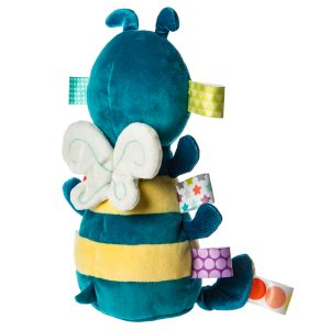 41534 Taggies Fuzzy Buzzy Bee Soft Toy
