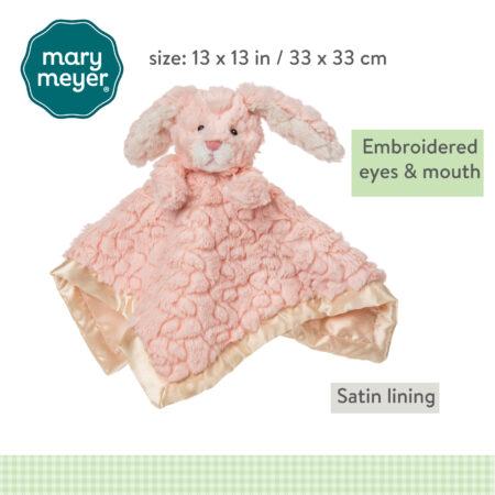 42605 Putty Nursery Bunny Character Blanket