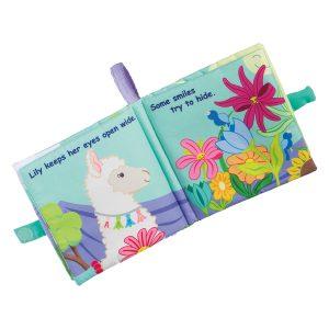 43111 Lily Llama Soft Book